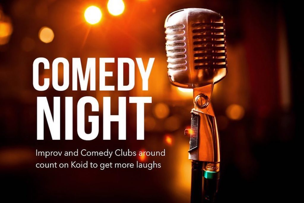 Comedy Clubs Ticketing